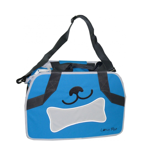 BOLSA PET SH2-046PETR BLUE EPIC