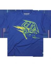 Camiseta_HILL_BLK azul