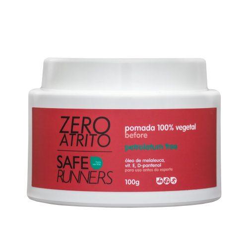Pomada 100% vegetal - Zero Atrito 100 g